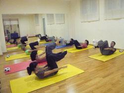 Pilates terapeutic fisiointegral
