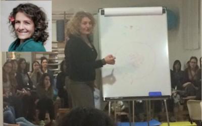 La Dra. Arianna Bonato visitarà a FisioIntegral