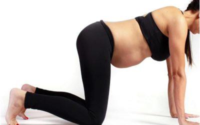 La faixa abdominal durant l'embaràs